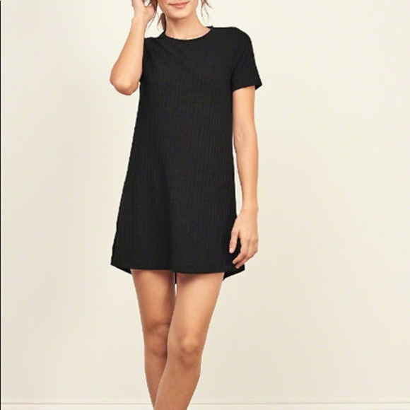 e89f04a69c36 Abercrombie & Fitch Dresses | Abercrombie And Fitch Ribbed Tshirt ...